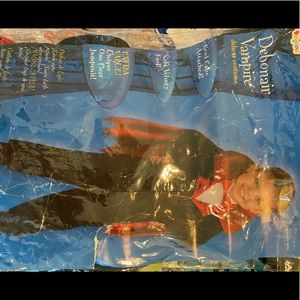Other - Toddler vampire costume